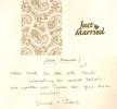 Karte Hochzeit Simone und Klaus